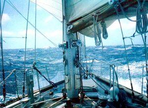 Parmelia Race, 1979. Indian Ocean